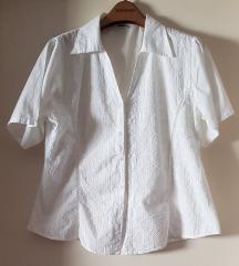 RezPamučna  košulja, sa vezom