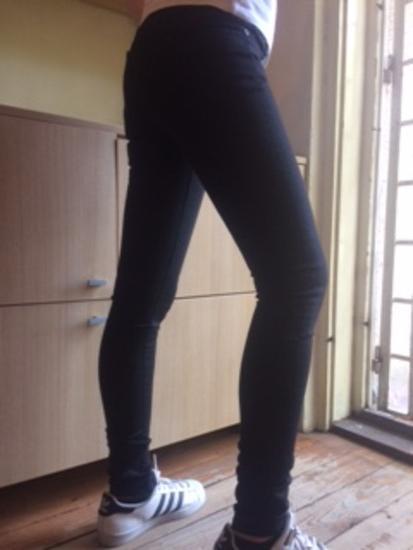 LIU-JO crne pantalone NOVO ORIGINAL