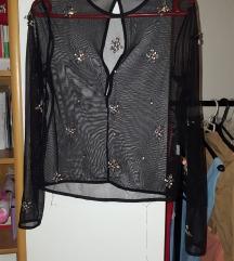 Bershka providna bluza