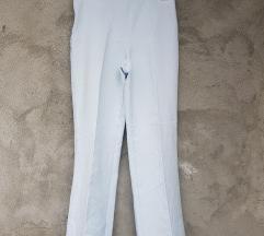 SISLEY Zenske pantalone zvoncare ORIGINAL