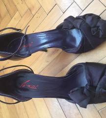 Divne ljubičaste sandale