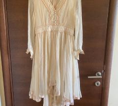 Svilena italijanska haljina snizenoo 5000