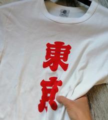 Retro 🇯🇵❤️🤍Japan majica