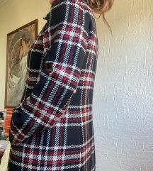 Vintage karirani kaput