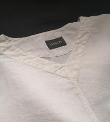 🍓 [SNIŽENO sa 8500] OSKA bela bluza (100% lan)