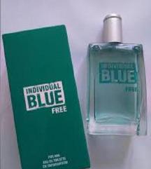Individual Blue Free za Njega 100ml