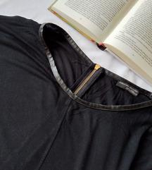 Zara crna bluza