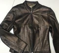 Italijanska kozna jakna strukirana