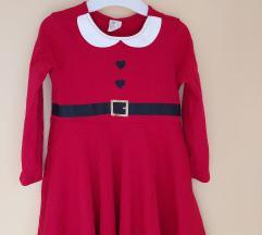 H&M sa etiketom novogodišnja haljina