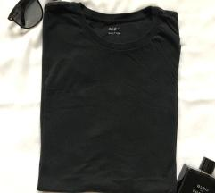 GAP NOVA crna muska majica M