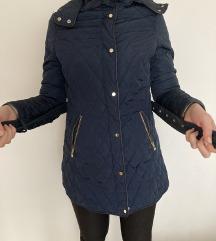 Štepana teget jakna
