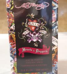 Ed Hardy Harts&Daggers,100 ml. edp