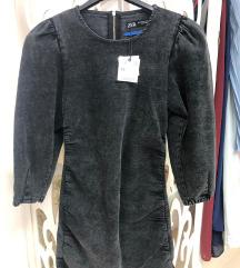 Dzins haljina Zara