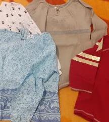4 bluzice