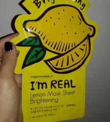Tony Moly sheet maska limun NOVO