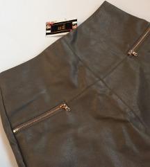 Siva suknja Nova