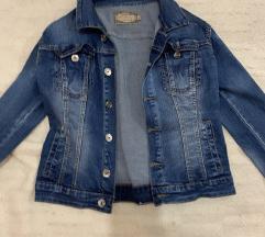 Dečija teksas jakna