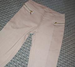 Pantalone/helanke visok struk