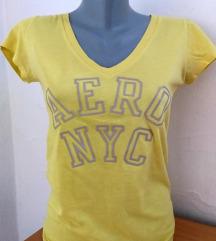 Aero NYC  žuta majica