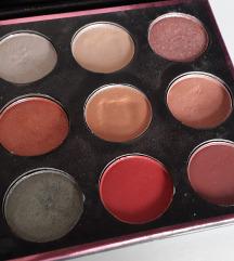 Makeup geek Manny Mua paleta senki