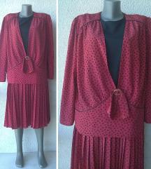 haljina vintage broj 44 ili 46 LADY ESTEE