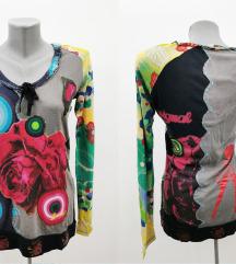 DESIGUAL duža bluza kao NOVO  XS