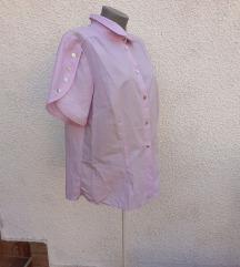 Vintage košulja boje lavande rezz