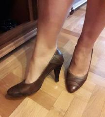 PEKO kozne braon cipele 24.5cm