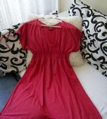 Pink time out haljina