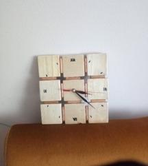 unikatni zidni sat