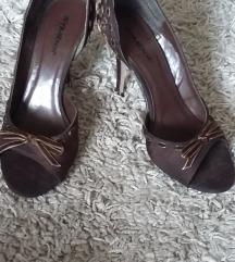Cipele otvoreni prsti očuvane