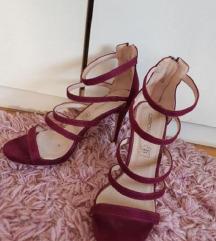 *NOVO* Bordo sandale na stiklu****