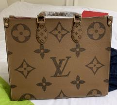 Louis Vuitton OnTheGo model