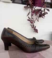 Bambino braon kozne cipele