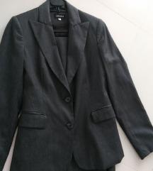 Zekstra ženski komplet -prava vuna S/M