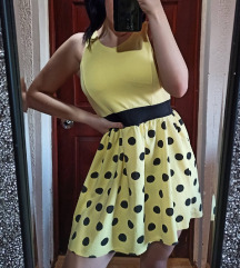 Nova žuta haljina 🖤