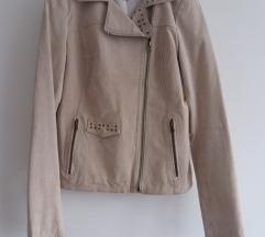 Kozna jakna vel.S..snizeno na 1000 din