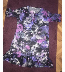 Cvetna haljina snizena M/L
