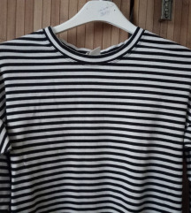 H&M majica sa karnerima xs/s