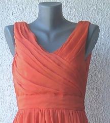 tunika svečana narandžasta broj S