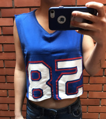Letnji crop top