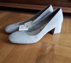 TAMARIS sive kozne cipele AntiShok NOVE