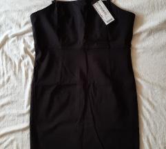 Nova crna Amisu haljina