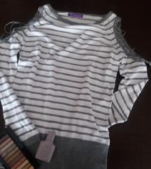 Nova bluza sa otvorenim ramenima