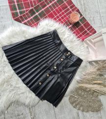 Crna suknja nova sa etiketom