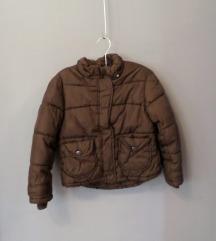 H&M zimska jakna za devojcice 122