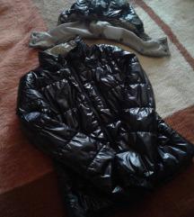 Crna jakna Tally Weijl