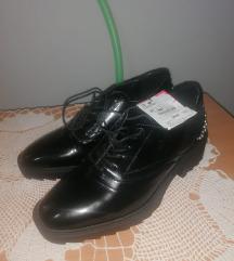 zara oxford cipelice nove etiketa