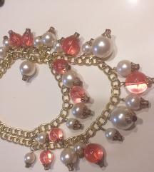 Nova dvoslojna ogrlica