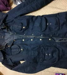 Crna jakna M
